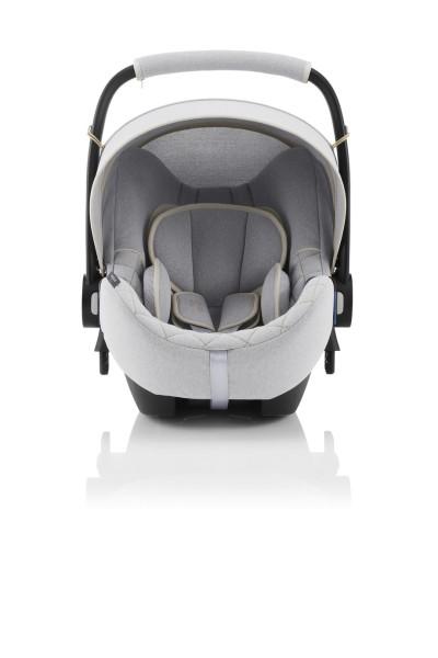 BRITAX RÖMER PREMIUM Baby-Safe² i-Size Babyschale Nordic Grey 2021