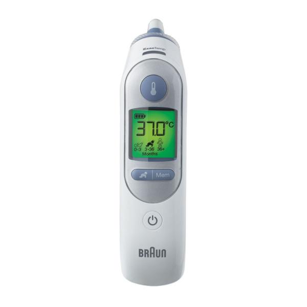 Braun ThermoScan® 7 mit Age Precision®
