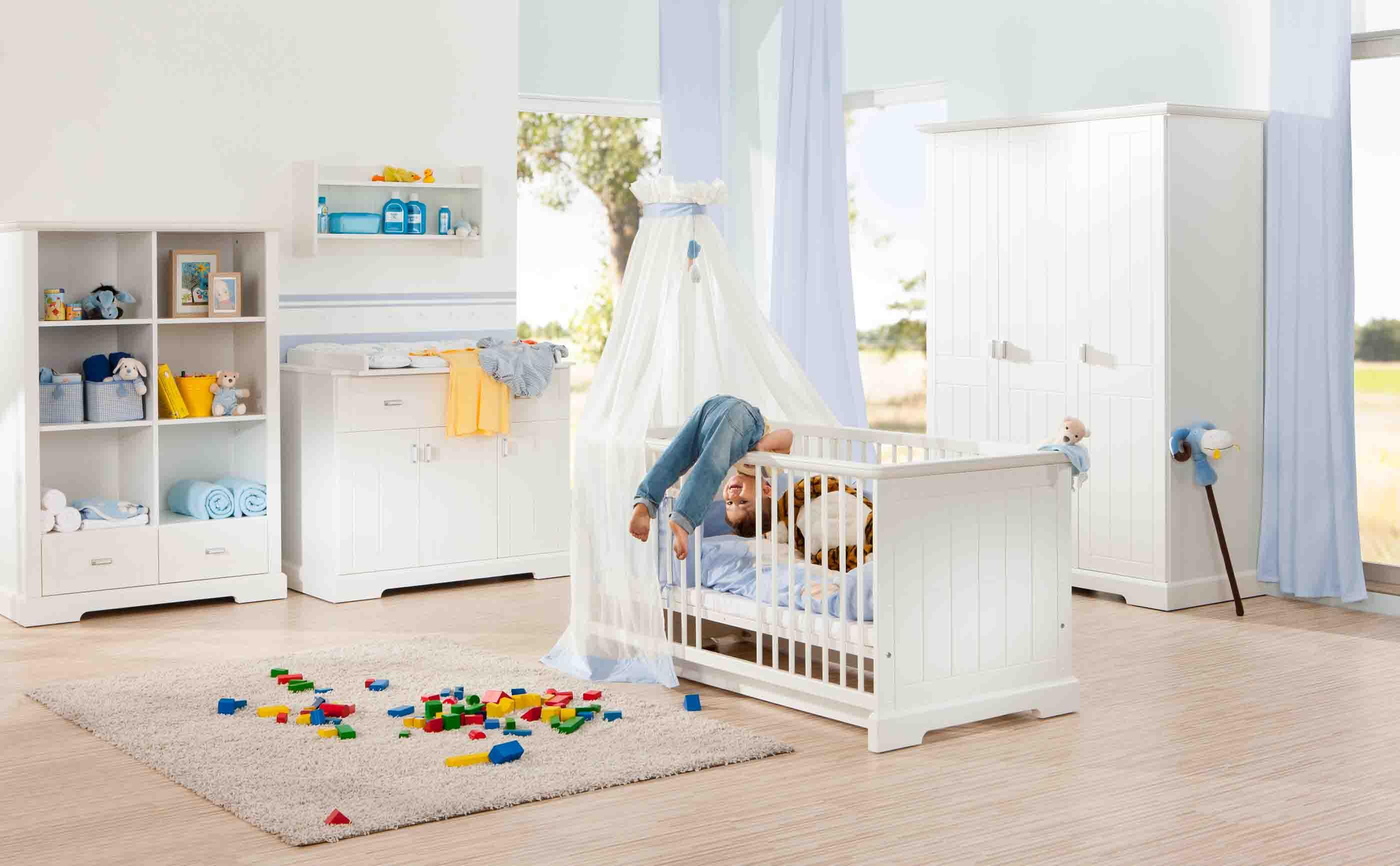 Geuther Kinderzimmer Cottage 3-tlg | Baby ! Fachmarkt für ...