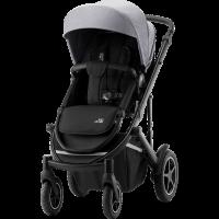 Britax Römer Premium Kinderwagen Smile III Frost Grey, Black Handle Kollektion 2021