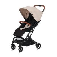 Knorr Baby Buggy B-Easy Fold Crema Gestell Schwarz Kollektion 2021