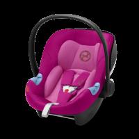 CYBEX Aton M I-Size Babyschale Desgin 2019 Fancy Pink -Solange Vorrat reicht!-