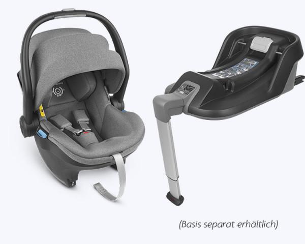 Uppababy MESA I-Size Babyschale JORDAN (grau-mélange)