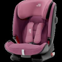 Britax Römer Premium Kindersitz Advansafix IV R Wine Rose