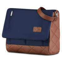 ABC Design Wickeltasche Urban Diamond navy Kollektion 2021