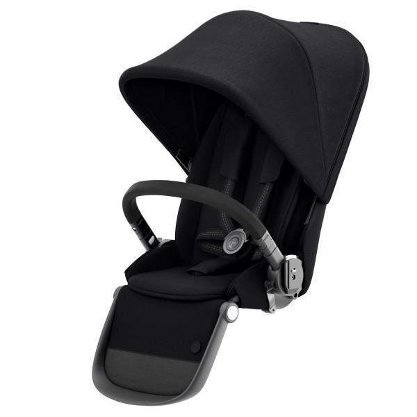CYBEX Gazelle S Sitzeinheit Black Deep Black Kollektion 2021