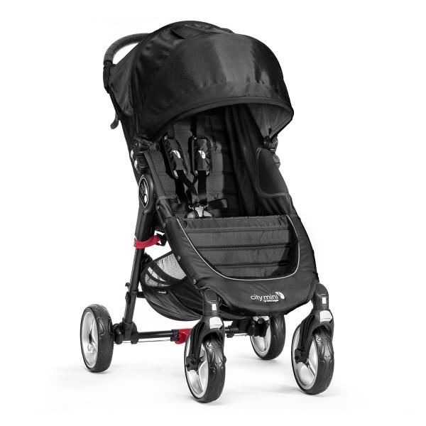 Baby Jogger Buggy City Mini 4 Rad Black / Gray -Solange Vorrat reicht!-