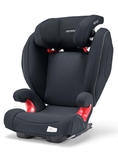 Recaro Monza Nova 2 Seatfix Prime Mat Black