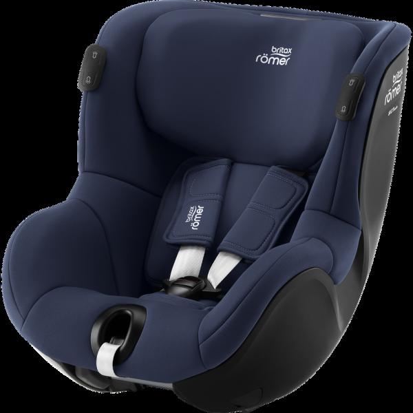 Britax Römer Premium DUALFIX iSENSE Indigo Blue