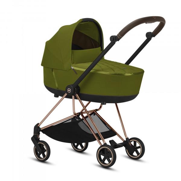 CYBEX Kombikinderwagen MIOS Khaki Green / khaki brown Kollektion 2020
