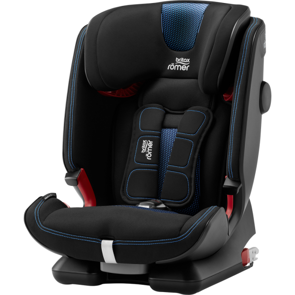 Britax Römer Premium Kindersitz Advansafix IV R Cool Flow Blue