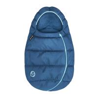 Maxi Cosi Fußsack für Babyschalen Essential Blue Kollektion 2021