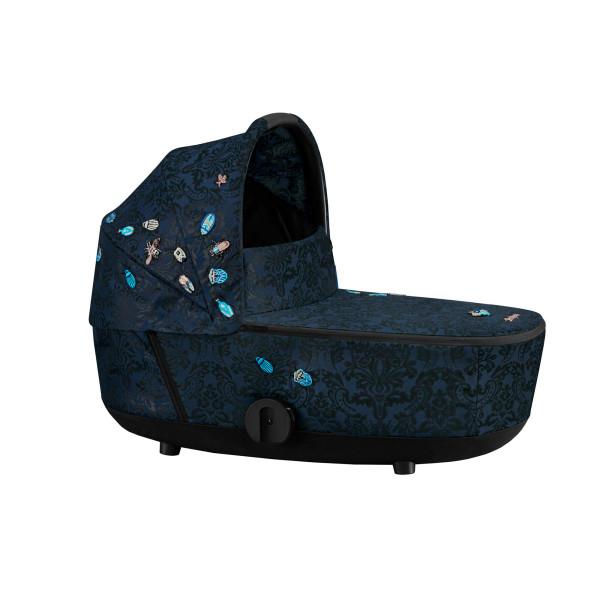CYBEX MIOS Lux Kinderwagenaufsatz Jewels of Nature   dark blue