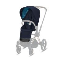 CYBEX Platinum Priam Seat Pack Nautical Blue Kollektion 2021