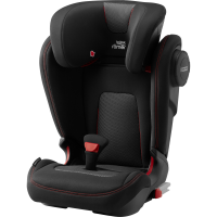Britax Römer Premium Kindersitz Kidfix III M Cool Flow Black
