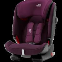 Britax Römer Premium Kindersitz Advansafix IV R Burgundy Red