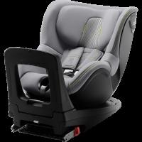Britax Römer Premium Kindersitz Dualfix M i-Size Kollektion 2020 Cool Flow Silver