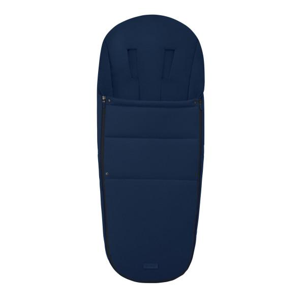 CYBEX Gold Fußsack Navy Blue Kollektion 2020