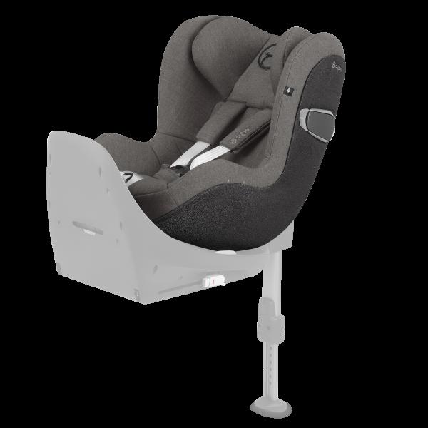 CYBEX Sirona Z i-Size PLUS Soho Grey Kollektion 2020