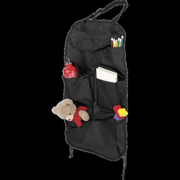 Britax Römer Rückenlehnen-Tasche Black