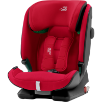 Britax Römer Premium Kindersitz Advansafix I-Size Fire Red