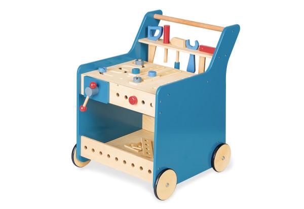 Pinolino Werkzeugwagen 'Kalle', blau