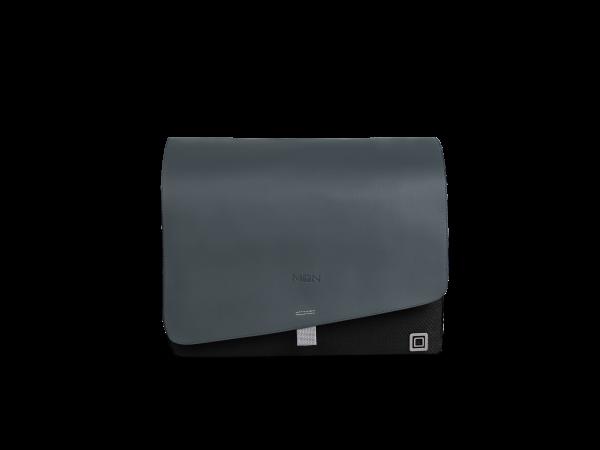 Moon Messenger Bag anthrazit flap 342 Kollektion 2021
