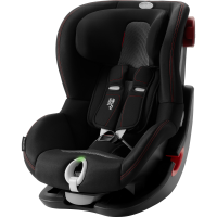 Britax Römer Premium King II LS Black Series Kollektion 2020 Cool Flow Black