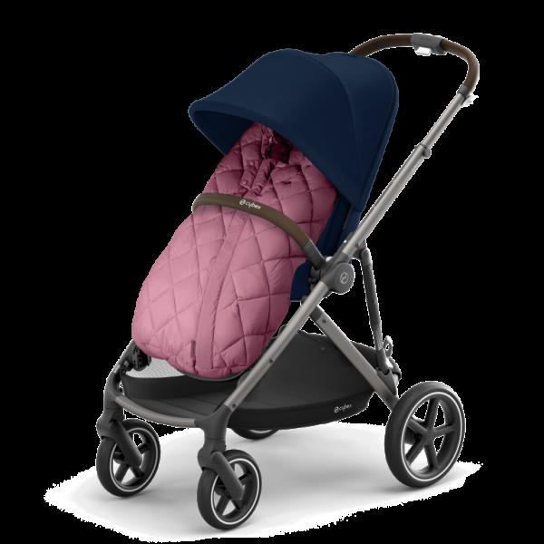 CYBEX SNØGGA* Magnolia Pink Kollektion 2021