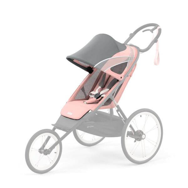CYBEX AVI Seat Pack Silver Pink | light pink