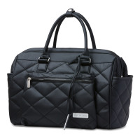 ABC Design Wickeltasche Style Diamond black Kollektion 2021