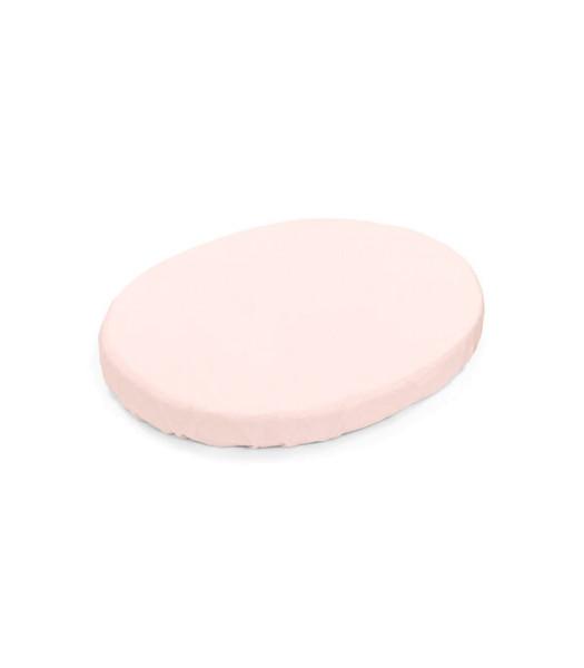 STOKKE® SLEEPI™ MINI SPANNBETTLAKEN Peachy Pink 104914