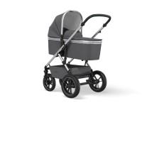 Moon Kinderwagen NUOVA AIR anthrazit 302 Kollektion 2021