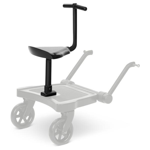 ABC Design Sitz für Trittbrett Kiddie Ride On 2 black