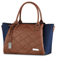 ABC Design Wickeltasche Royal Diamond navy Kollektion 2021