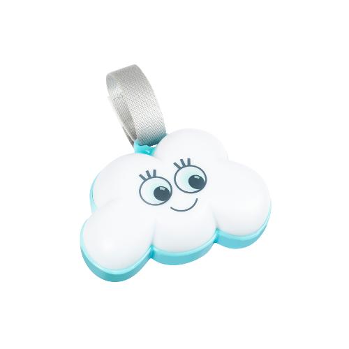 Babymoov Nachtlicht mit Spieluhr Wolke