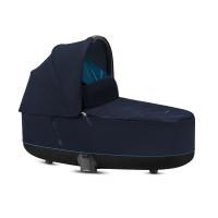 CYBEX Platinum Priam Lux Kinderwagenaufsatz Nautical Blue Kollektion 2021