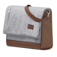 ABC Design Wickeltasche Urban graphite grey Kollektion 2021