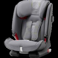 Britax Römer Premium Kindersitz Advansafix IV R Cool Flow Silver