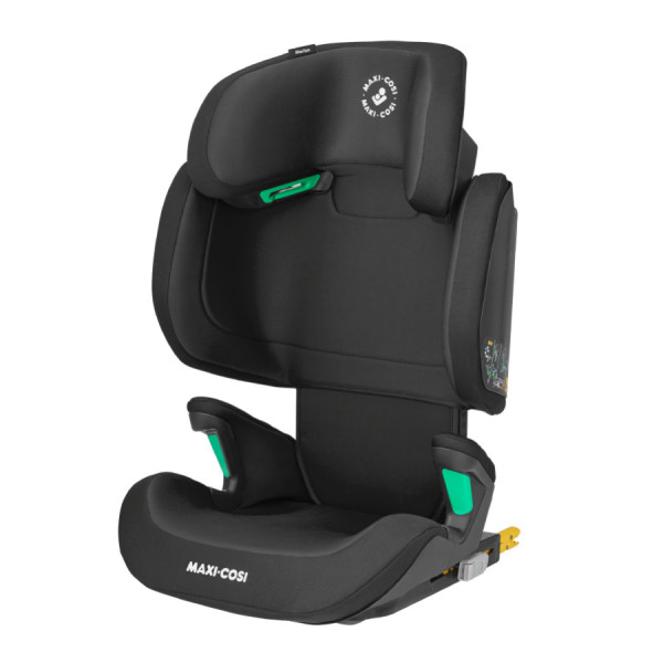 Maxi Cosi Premium Morion i-Size Basic Black Kollektion 2020