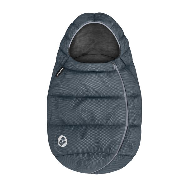 Maxi Cosi Fußsack für Babyschalen Essential Graphite Kollektion 2020