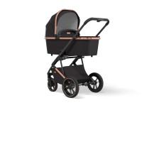 Moon Kinderwagen STYLE Rosègold 333 Kollektion 2021