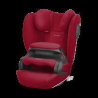 CYBEX Silver PALLAS B2-FIX+ Lux Dynamic Red | mid red