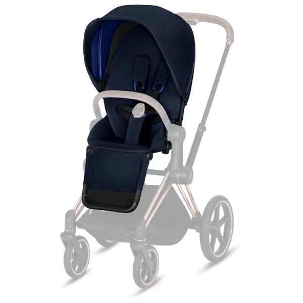 CYBEX Platinum PRIAM Seat Pack Indigo Blue -Solange Vorrat reicht!-