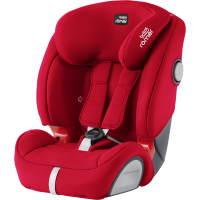 Britax Römer EVOLVA 1-2-3 SL SICT Kollektion 2020 Fire Red