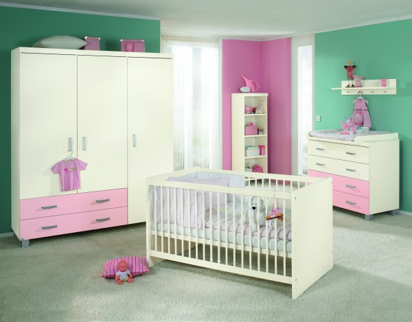 Paidi Biancomo Rose Kinderzimmer
