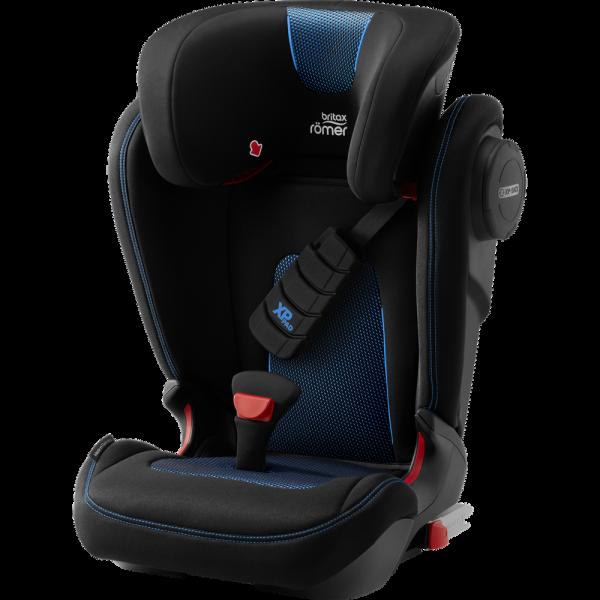 Britax Römer Premium Kindersitz Kidfix III S Cool Flow Blue