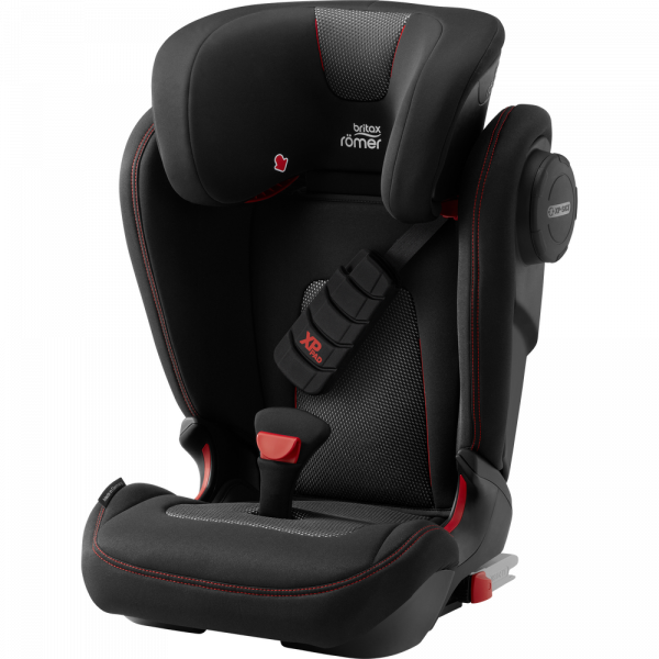 Britax Römer Premium Kindersitz Kidfix III S Cool Flow Black