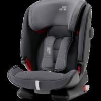 Britax Römer Premium Kindersitz Advansafix IV R Storm Grey