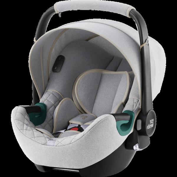 Britax Römer Premium BABY-SAFE iSENSE Nordic Grey